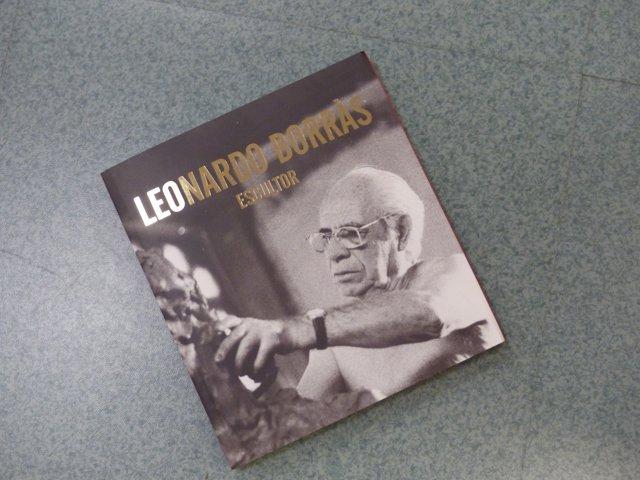 Fallece el escultor Leonardo Borrás