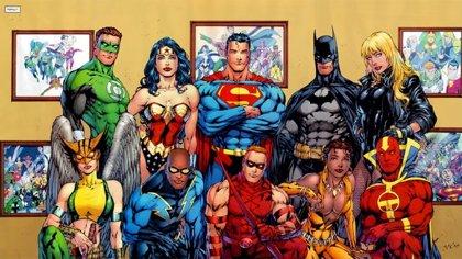 """Nueva y """"oscura"""" serie de animación de Liga de la Justicia"""