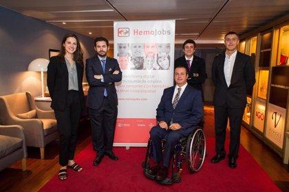 Lanzan una plataforma digital de búsqueda de empleo para pacientes con hemofilia