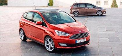 Ford C-MAX y Gran C-MAX, nuevas mejoras para familias