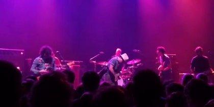 Johnny Depp, guitarrista sorpresa en un concierto de Ryan Adams