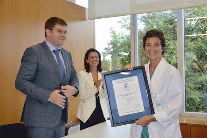 Instituto Balear de Infertilidad recibe el certificado de laboratorios de reproducción asistida de Aenor