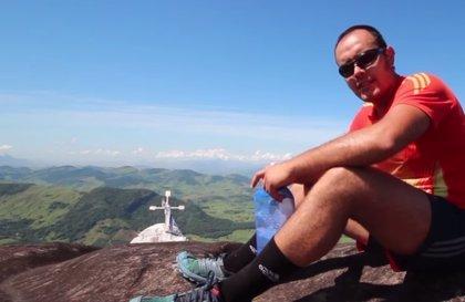Fallece el plusmarquista mundial de salto base, el chileno Ramón Rojas, durante unas prácticas en Suiza