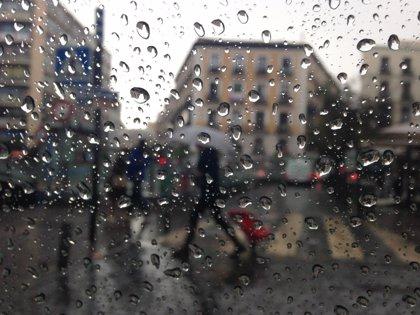 Alerta amarilla por lluvias y tormentas a todas las provincias andaluzas