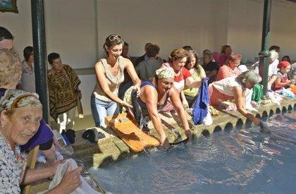 CANTABRIA.-Santander.- Los vecinos de Cueto celebran este domingo una nueva edición del Día de las Lavanderas