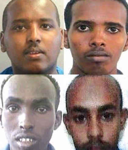 Los rostros de los responsables de la masacre del Westgate Mall, un atentado lleno de incógnitas