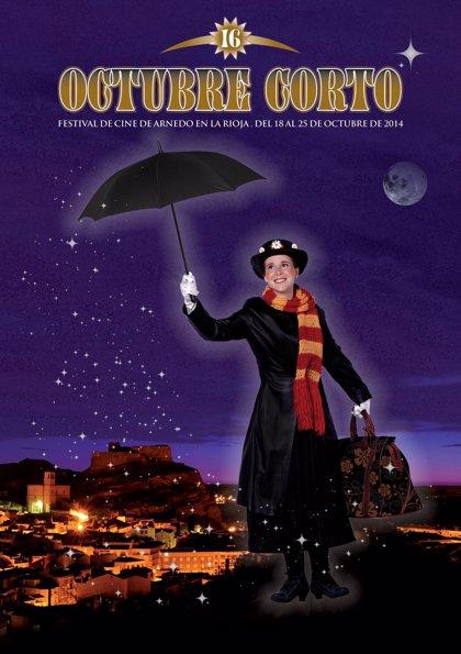 El festival de Cine de Arnedo 'Octubre Corto' presenta la sección oficial 2014 con una selección de 25 cortometrajes