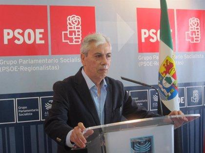 """El PSOE asegura que Monago ha perjudicado """"gravemente"""" los intereses de los transportistas extremeños"""