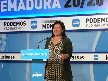 """El PP destaca que el Gobierno de Extremadura """"garantiza"""" el acceso a los libros de texto a las familias que lo necesiten"""