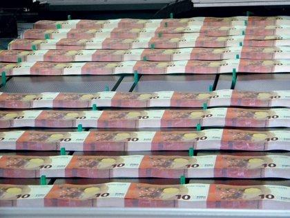 Los nuevos billetes de diez euros comienzan a circular este martes