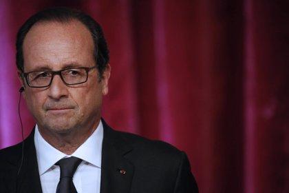 La popularidad de Hollande se desploma a su mínimo