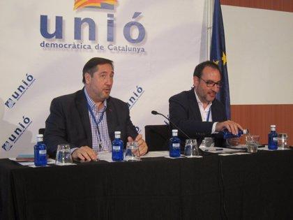 UDC ratifica a Pelegrí como presidente del Consell Nacional