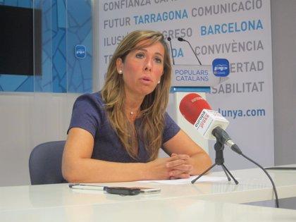 Camacho pide a Sánchez poner orden en el PSC
