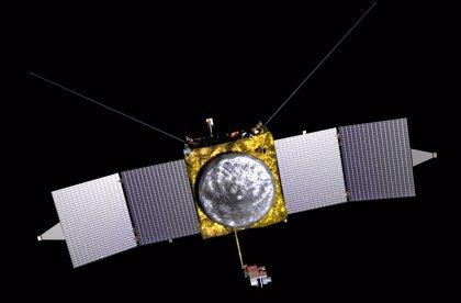 La sonda Maven de la NASA logra entrar con éxito en la órbita de Marte