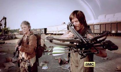Cazar o ser cazado en el nuevo clip de The Walking Dead