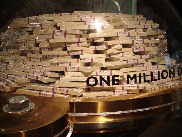 un millón de dólares