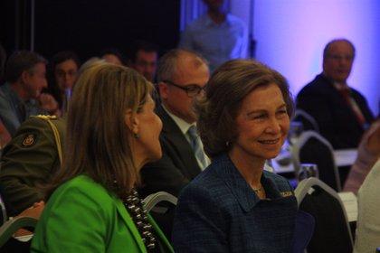 El congreso internacional de enfermedades neurodegenerativas arranca con el apoyo de la reina Sofía