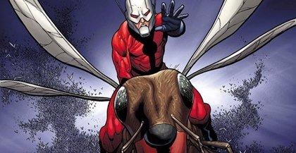 VÍDEO: Así será el Ant-Man de Marvel, con una avispa por montura