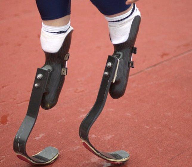 Joven atleta pide que le amputen la pierna para ir a los Paralímpicos