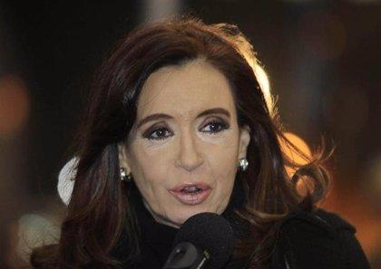 """Cristina Fernandez no quiere que le den """"noticias mala onda"""""""