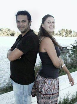 Antonio Pereira y Esther Fernández