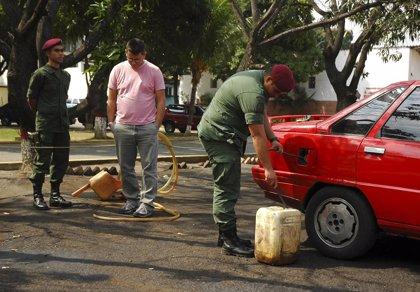 Venezuela incauta toneladas de alimentos y combustible a contrabandistas