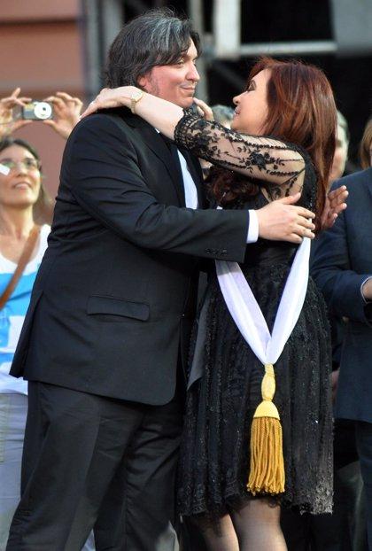 Argentina.- El hijo de Fernández de Kirchner podría presentarse como candidato a gobernador de Buenos Aires