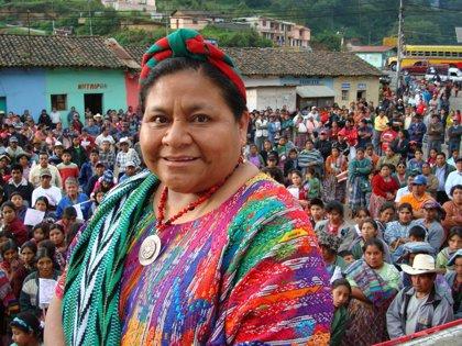 """Rigoberta Menchú: """"El racismo es la enfermedad mental que socava la integridad del humano"""""""