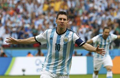 Messi, convocado por Argentina para los amistosos ante Brasil y Hong Kong