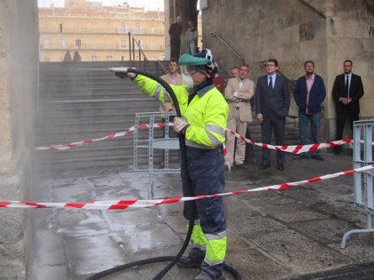 """La Junta tendrá el próximo jueves la licencia """"definitiva"""" para retomar las obras del Hospital de Salamanca"""