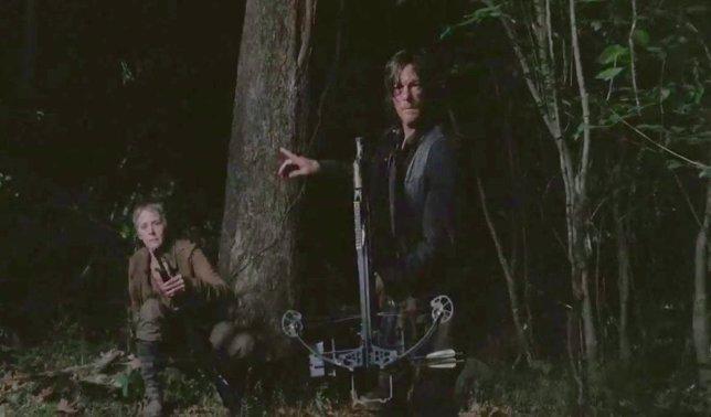 Los supervivientes luchan en el nuevo avance de The Walking Dead