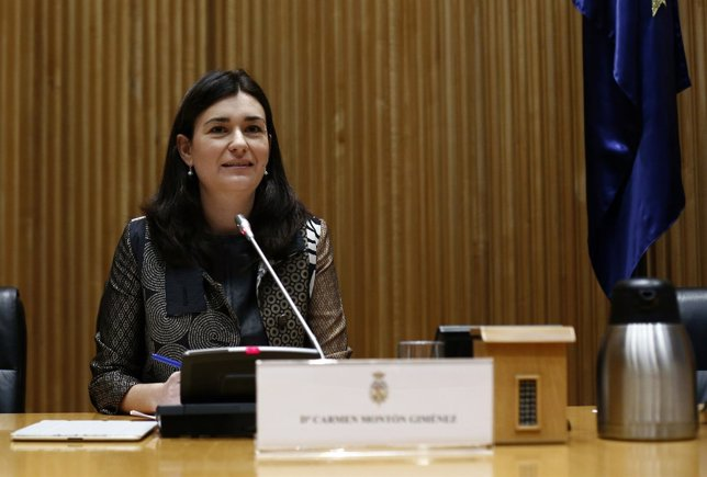 Carmen Montón, diputada del PSOE
