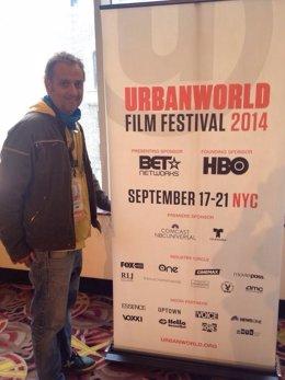 Albert Espinosa en el UrbanWorld Film Festival