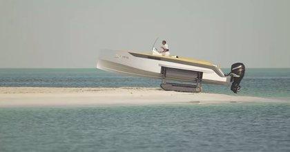 Artículos acuáticos para jóvenes ricos al estilo James Bond en el 'Monaco Yacht Show'