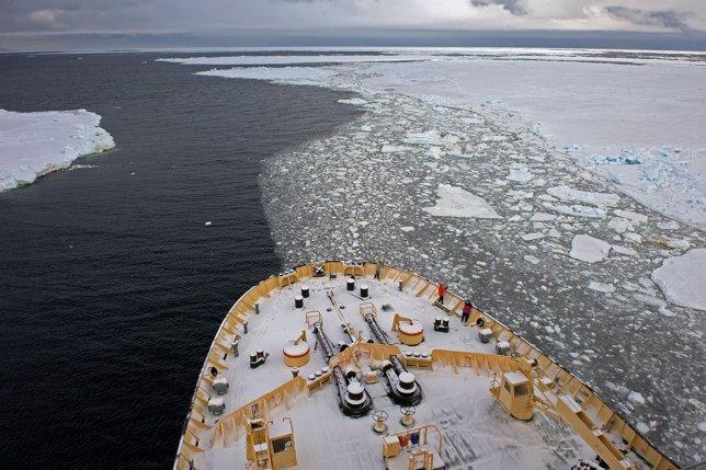 Cambio climático y los efectos del calentamiento global