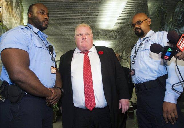 Alcalde de Toronto, Rob Ford