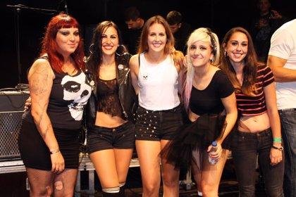 El grupo 'Zombie Dolls' se proclama ganador del concurso FestiAMAS