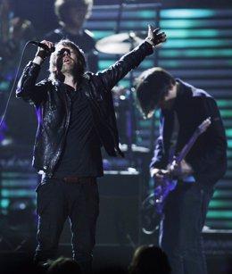 Thom Yorke Cantante De Radiohead