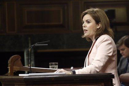 Gobierno pide al PSOE detallar la reforma constitucional y agradece su apoyo contra el 9N