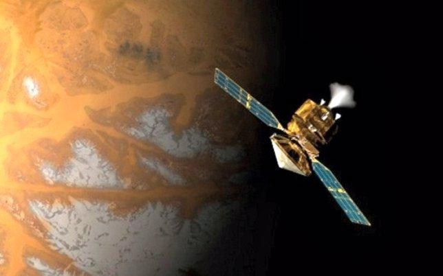 La India llega a Marte