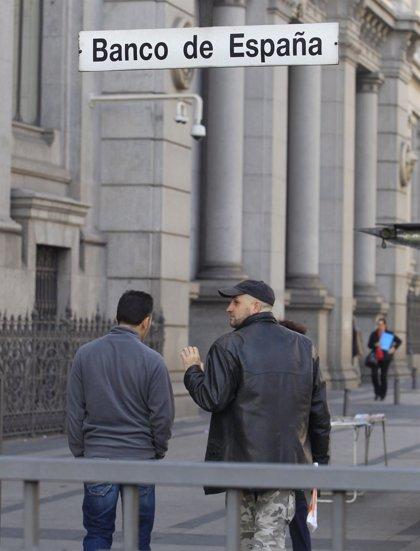 Economía.- (Ampl.) El Banco de España constata una desaceleración de la demanda y del consumo en el tercer trimestre