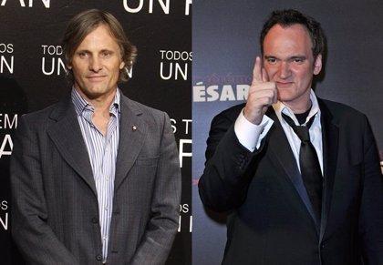 Tarantino quiere a Viggo Mortensen en The Hateful Eight