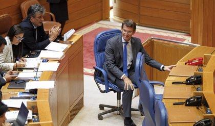 """La Xunta ratifica que aún se inicia """"un camino de débil recuperación"""""""