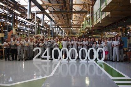 Renault produce 24 millones de cajas de cambio en Sevilla