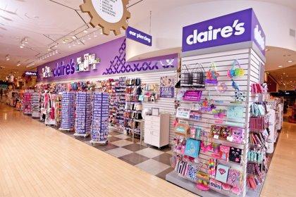 Claire's se expandirá a través de la red de tiendas de Toys 'R' Us