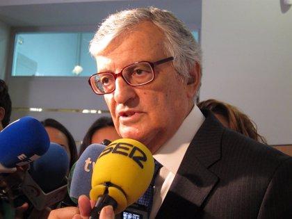 """Torres-Dulce dice que el recurso del PP """"sigue su curso"""" en el TC y corresponde al Gobierno decidir si lo retira"""