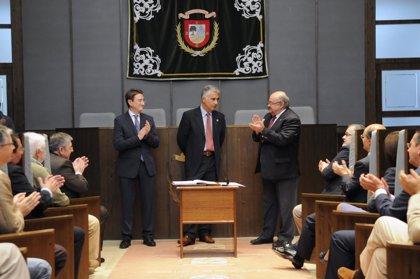 CANTABRIA.-Ernesto Anabitarte, nuevo vicerrector de Ordenación Académica de la UC