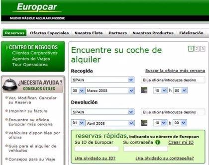 Europcar presenta un plan para reducir emisiones de empresas