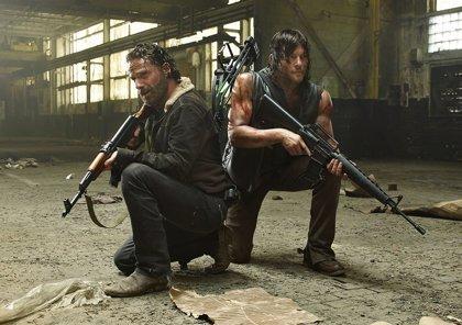 Atlanta es el escenario central de la 5ª temporada de The Walking Dead