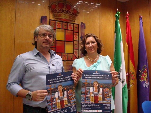 Presentación de la segunda Feria de la Cerveza en Jaén
